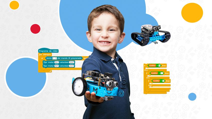 Robotica Educativa para estudiantes