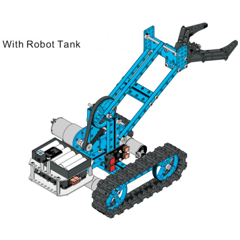 Brazo Robotico Galeria 1