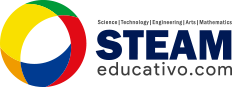 Steam Educativo Logo